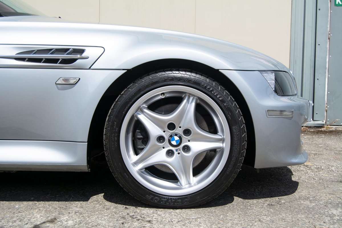 1999 BMW Z3M Roadster (E367) SOLD by Auction (picture 4 of 6)
