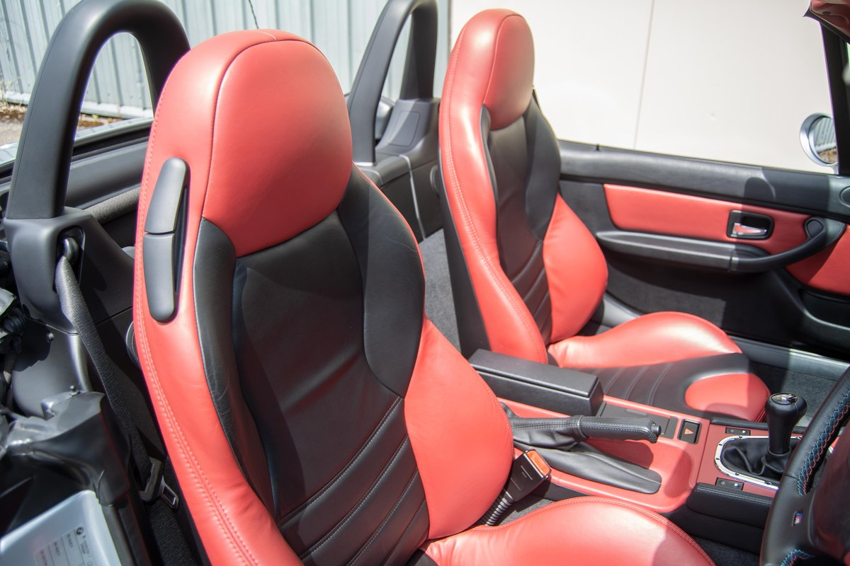 1999 BMW Z3M Roadster (E367) SOLD by Auction (picture 5 of 6)