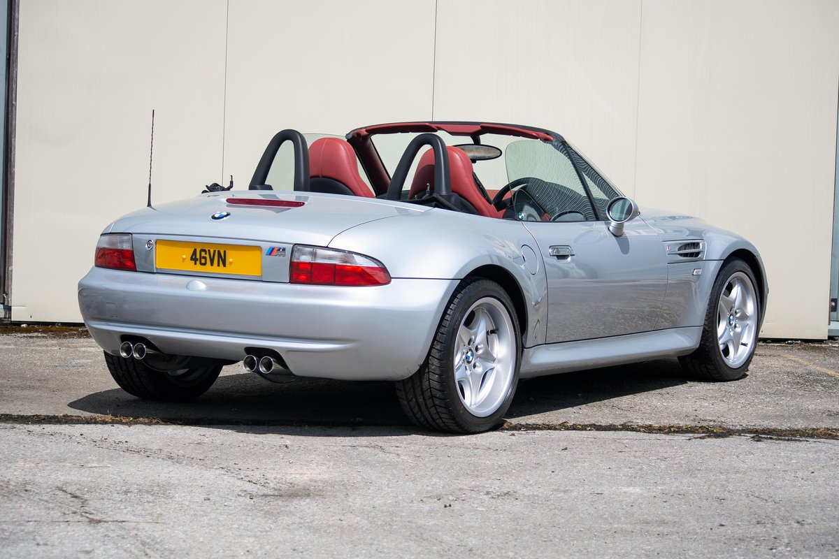 1999 BMW Z3M Roadster (E367) SOLD by Auction (picture 6 of 6)