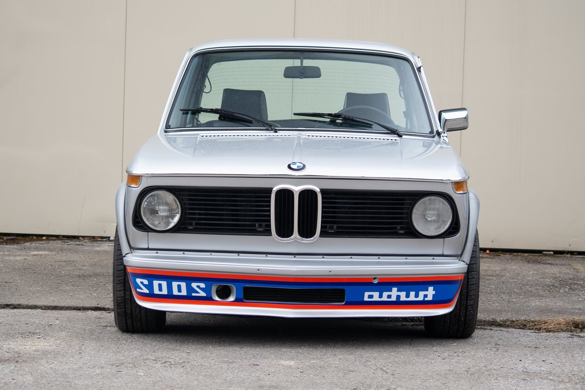 1974 BMW 2002 Turbo SOLD by Auction (picture 1 of 6)