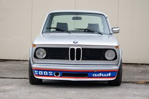 1974 BMW 2002 Turbo SOLD by Auction