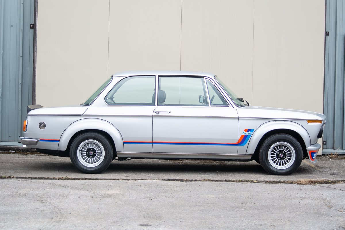 1974 BMW 2002 Turbo SOLD by Auction (picture 2 of 6)