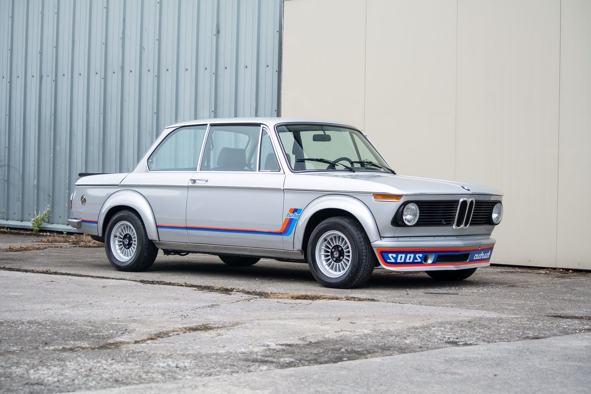 1974 BMW 2002 Turbo SOLD by Auction (picture 3 of 6)
