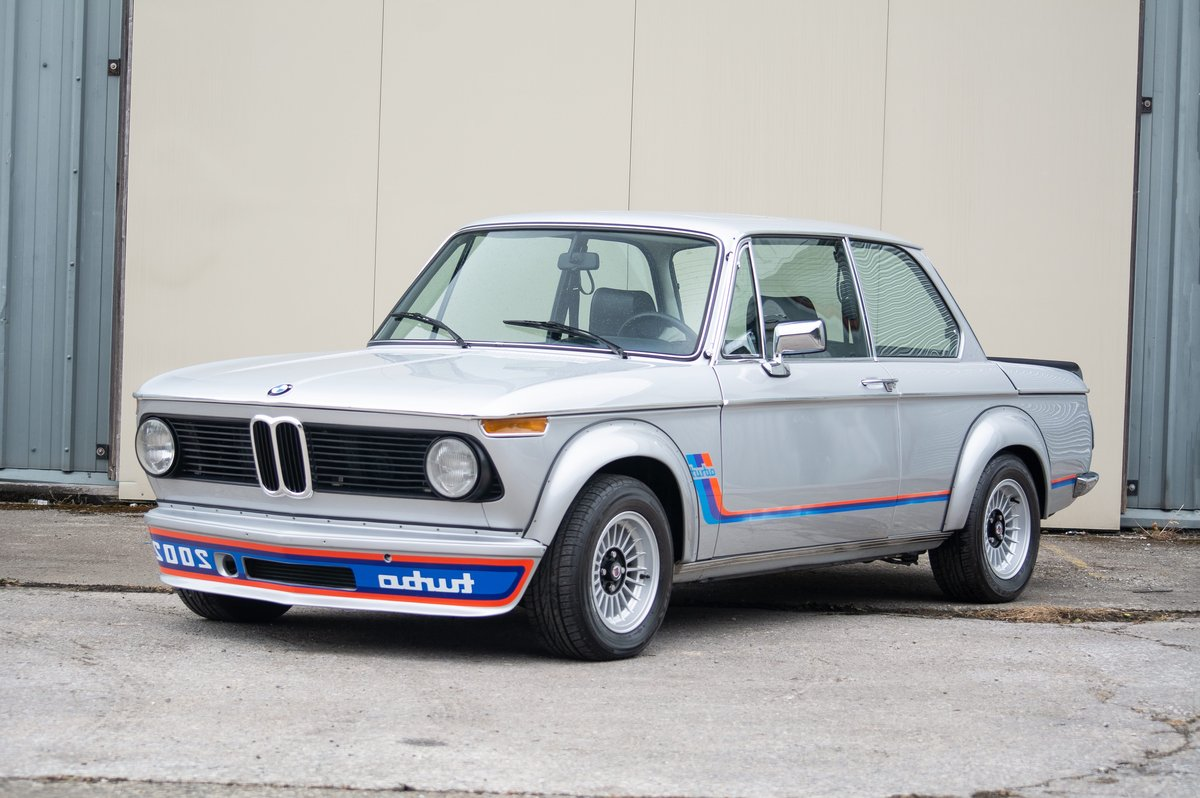 1974 BMW 2002 Turbo SOLD by Auction (picture 4 of 6)