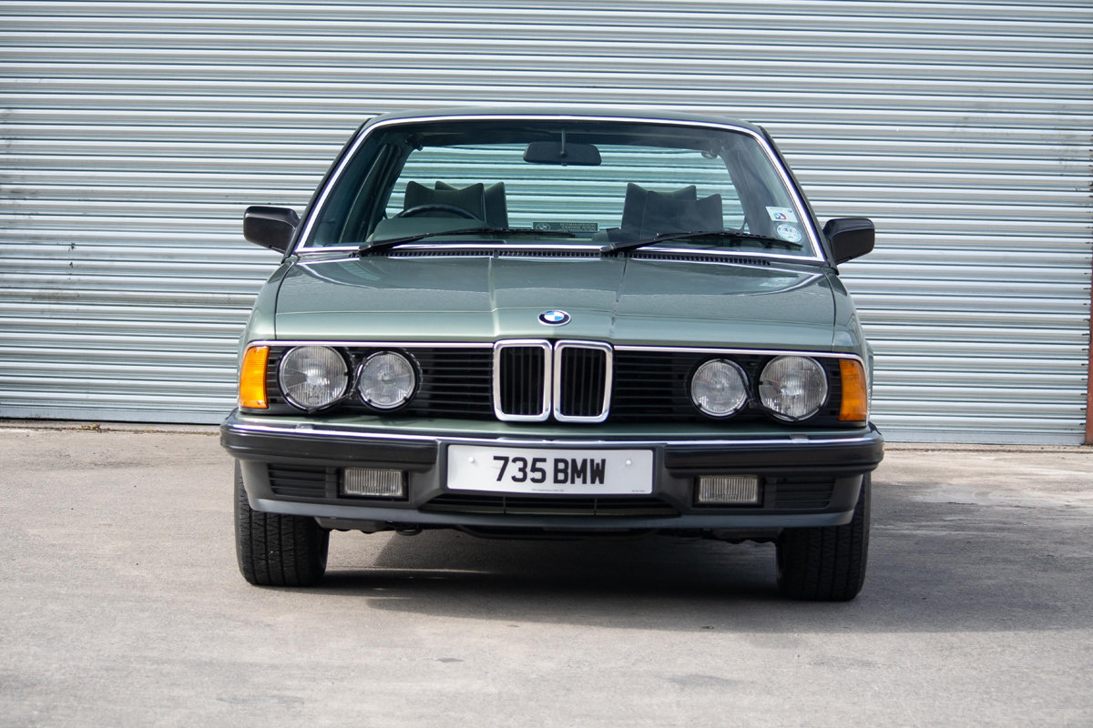 1985 BMW 735i SE Auto (E23) SOLD by Auction (picture 2 of 6)