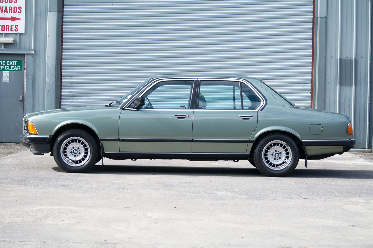 1985 BMW 735i SE Auto (E23) SOLD by Auction (picture 3 of 6)