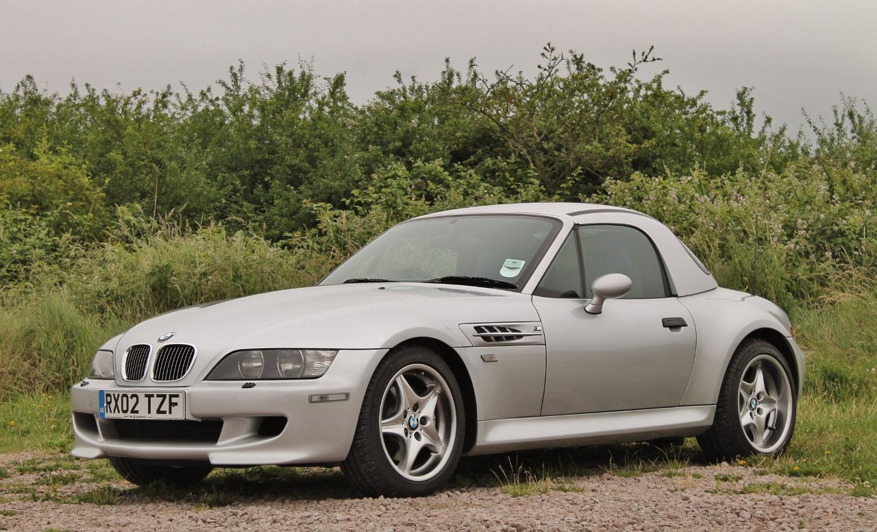 2002 BMW Z3M Roadster S54 SOLD by Auction (picture 5 of 6)