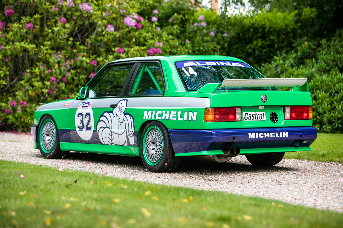 1991 BMW E30 M3 2.5 Race Car SOLD by Auction (picture 1 of 6)