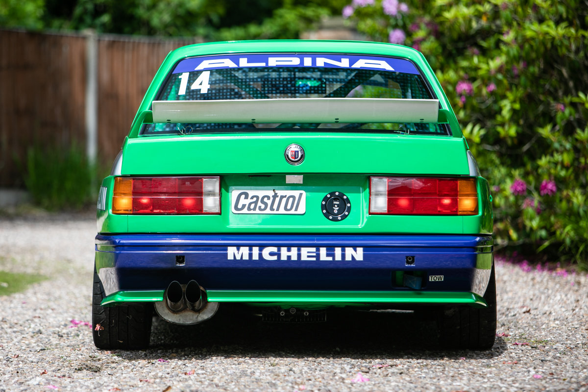 1991 BMW E30 M3 2.5 Race Car SOLD by Auction (picture 4 of 6)