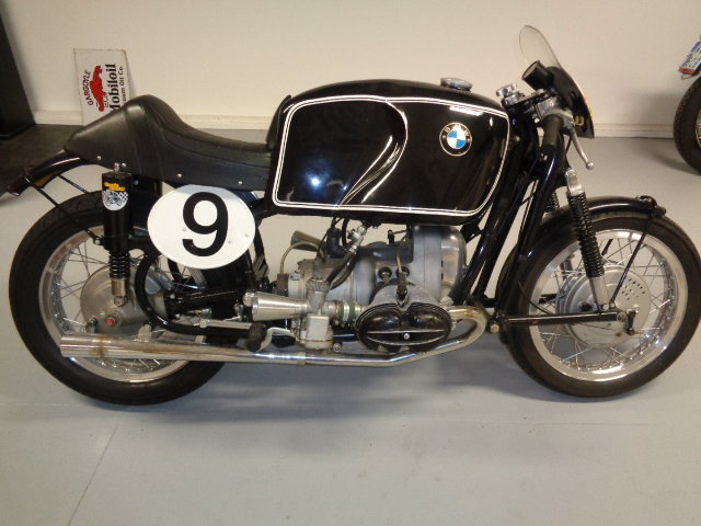 1965 R60 Classic racer SOLD (picture 1 of 6)
