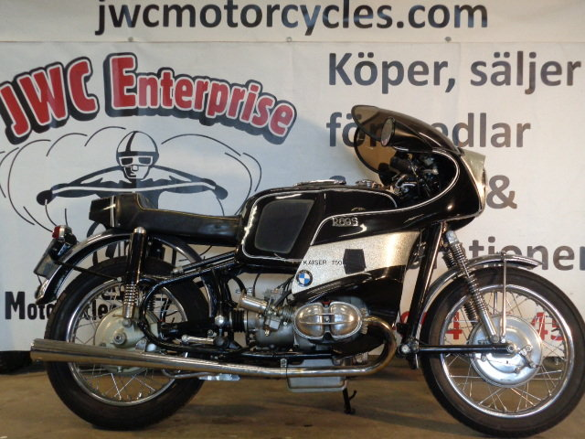 BMW Bmw R69S 1966 Kaiser kit 750cc For Sale (picture 1 of 6)