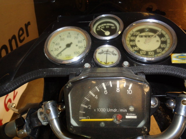 BMW Bmw R69S 1966 Kaiser kit 750cc For Sale (picture 2 of 6)