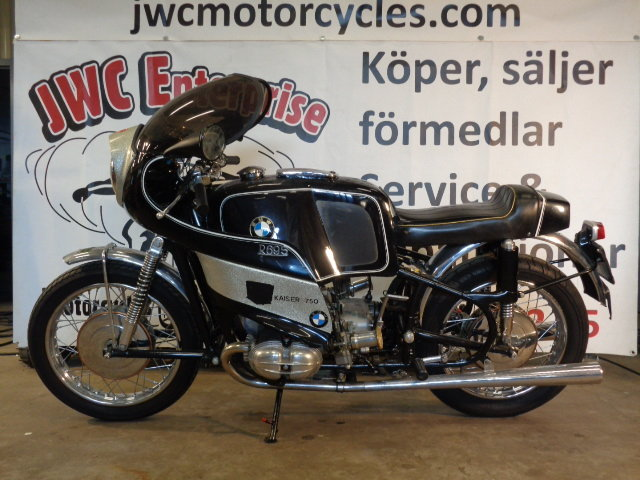 BMW Bmw R69S 1966 Kaiser kit 750cc For Sale (picture 4 of 6)