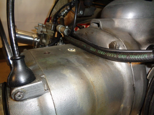 BMW Bmw R69S 1966 Kaiser kit 750cc For Sale (picture 5 of 6)
