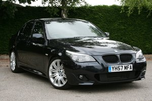 2007 BMW 550i M Sport Manual For Sale
