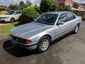 1996 BMW 740i 4.4 V8 E38 For Sale