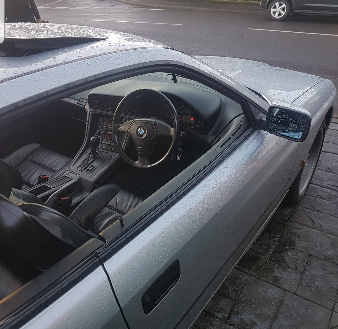 1995 1996 BMW 840Ci Auto 47k Low Miles 840 8 Series For Sale (picture 2 of 6)