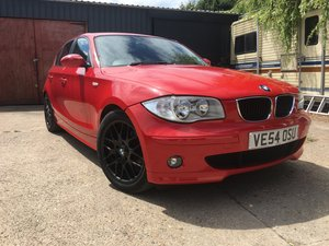 2004 BMW 1 Series E87 116i Sport For Sale