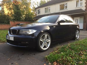 2008 Execellent 123D Coupe Fast Road Specification E82 For Sale