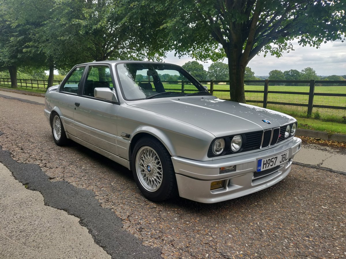 1990 [h] bmw e30 318is m tech 2 For Sale (picture 1 of 6)