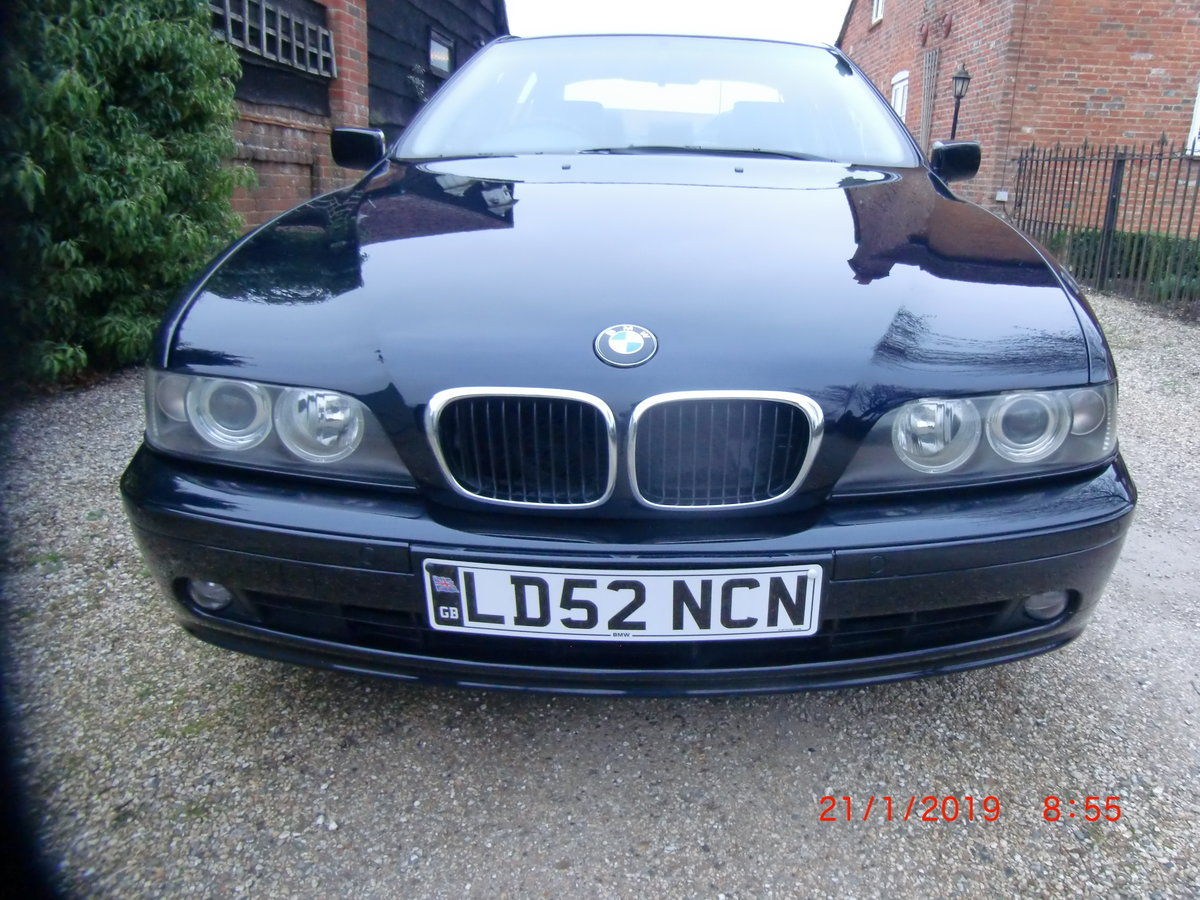 2002 RARE  LTD ETDTION BMW BARONS CLASSIC AUCTION  PRE SALES   For Sale (picture 1 of 6)