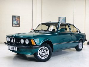 1980 BMW E21 323 AUTO - STUNNING VEHICLE, HUGE EXPENDITURE SOLD