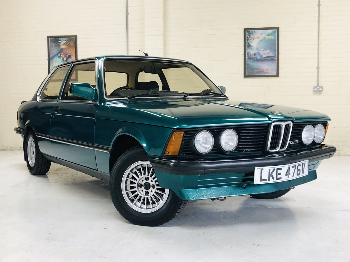 1980 BMW E21 323 AUTO - STUNNING VEHICLE, HUGE EXPENDITURE SOLD (picture 2 of 6)