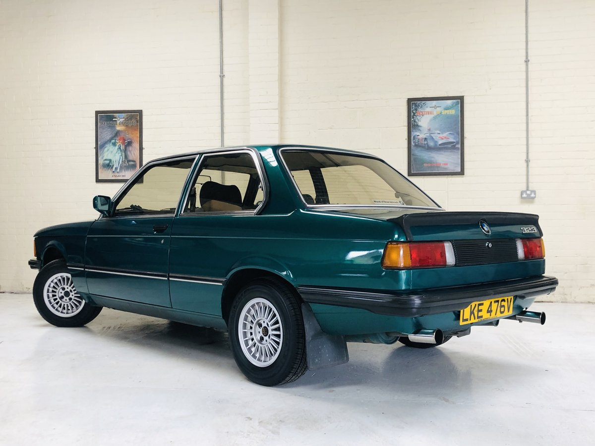 1980 BMW E21 323 AUTO - STUNNING VEHICLE, HUGE EXPENDITURE SOLD (picture 4 of 6)