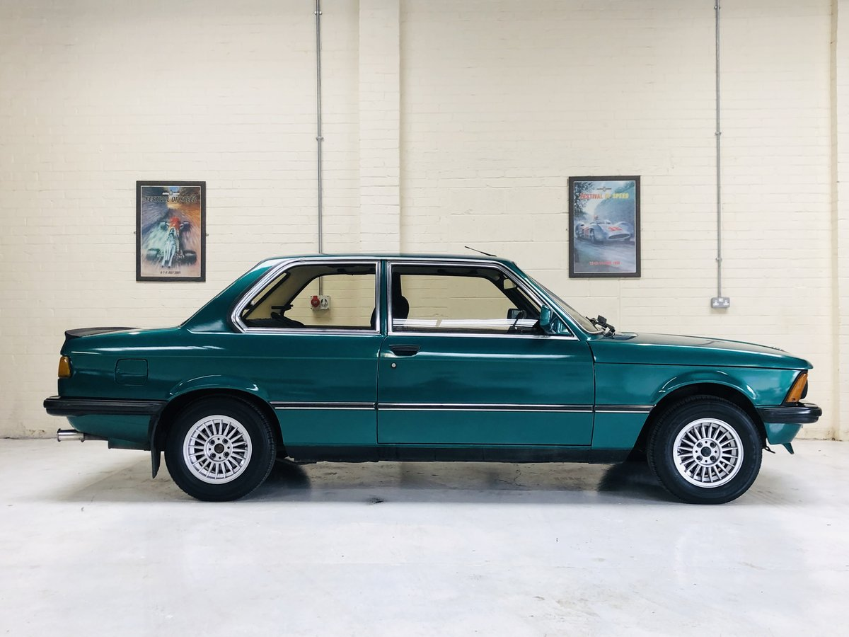 1980 BMW E21 323 AUTO - STUNNING VEHICLE, HUGE EXPENDITURE SOLD (picture 5 of 6)