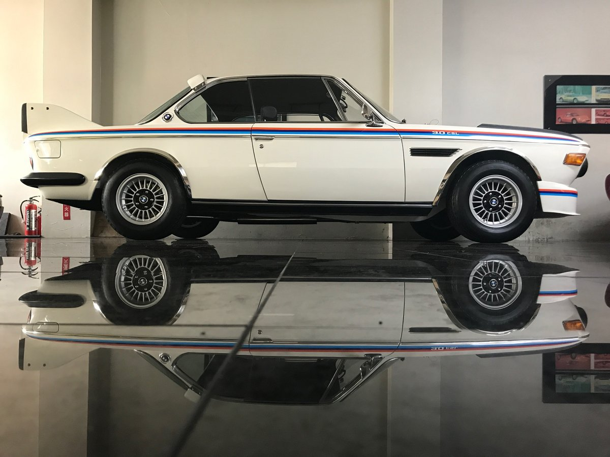 1973 BMW 3.0CSL Batmobile 1st series For Sale (picture 1 of 6)