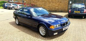 1996 Bmw e36 323i 2.5 manual Coupe low mileage For Sale