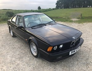 1989 BMW 635CSI MOTORSPORT EDITION For Sale by Auction