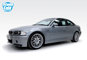 2003 BMW M3 CSL with just 10,000 miles For Sale