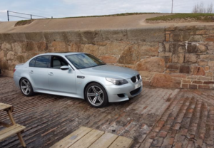 2007 BMW M5 For Sale by Auction