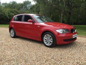BMW 116i ES 5 door manual 2007/57 For Sale