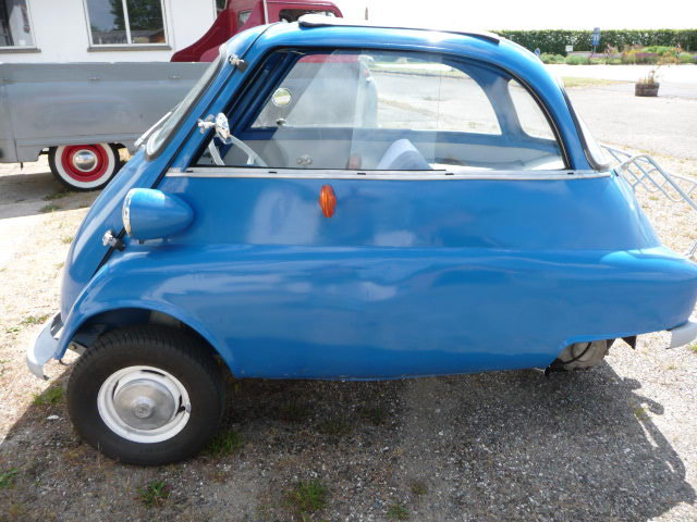 1961 BMW Isetta 3 wheeler For Sale (picture 1 of 6)
