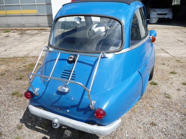 1961 BMW Isetta 3 wheeler For Sale (picture 2 of 6)