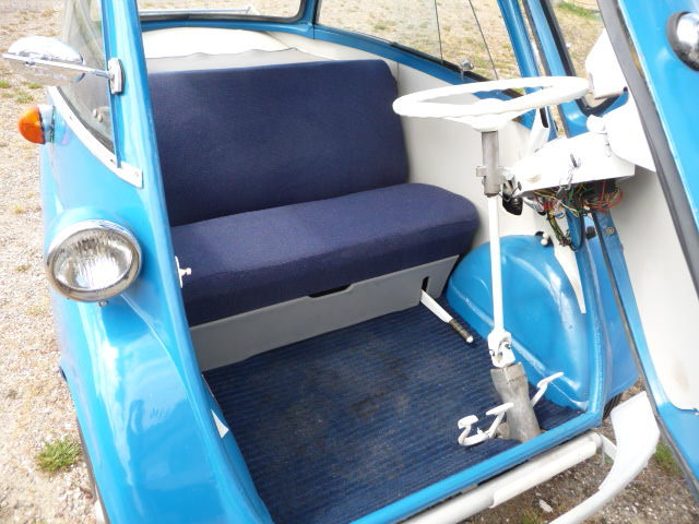 1961 BMW Isetta 3 wheeler For Sale (picture 3 of 6)