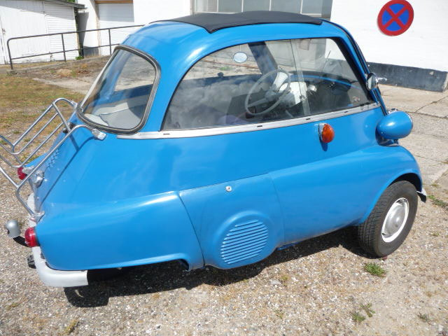 1961 BMW Isetta 3 wheeler For Sale (picture 4 of 6)