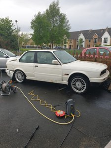 1990 BMW e30 325i sport