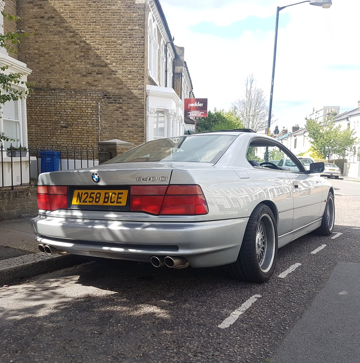 1995 1996 BMW 840Ci Auto 47k Low Miles 840 8 Series For Sale (picture 6 of 6)
