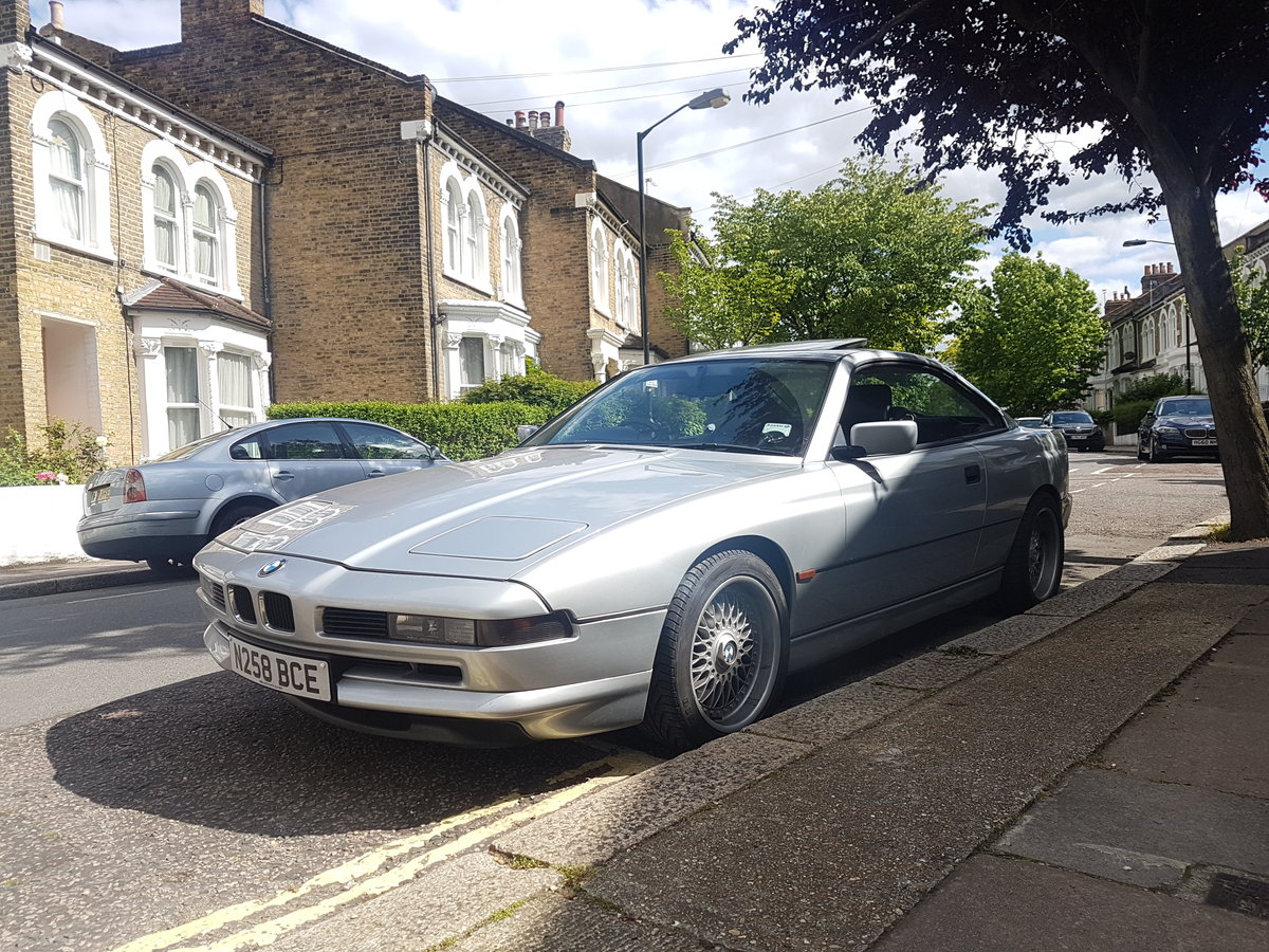 1995 1996 BMW 840Ci Auto 47k Low Miles 840 8 Series For Sale (picture 5 of 6)