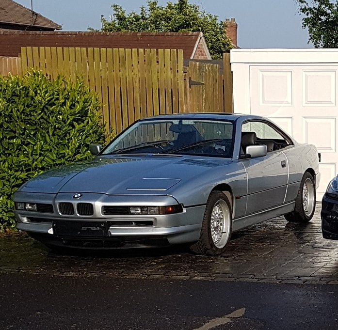 1995 1996 BMW 840Ci Auto 47k Low Miles 840 8 Series For Sale (picture 3 of 6)
