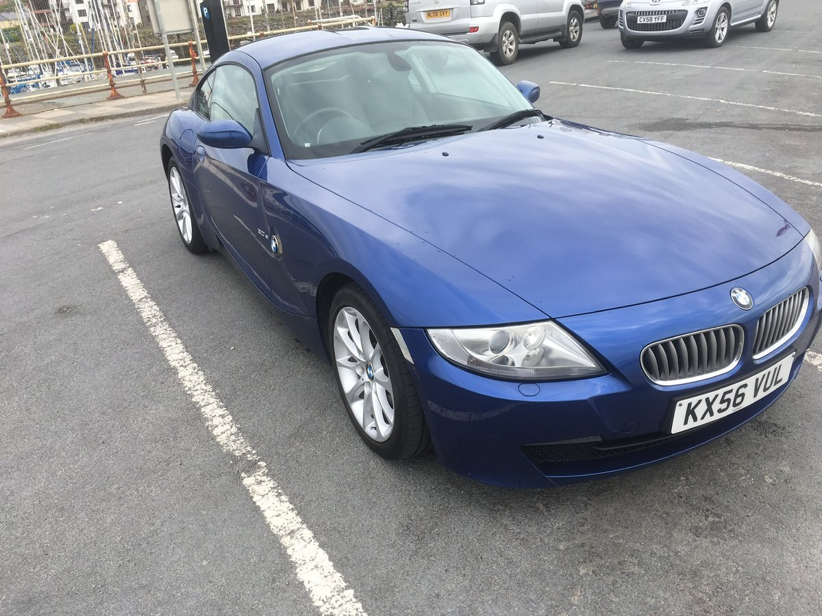 2006 Lovely colour combo black/blue. SOLD (picture 1 of 6)