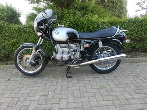 BMW R90S,1974, Series 1 For Sale