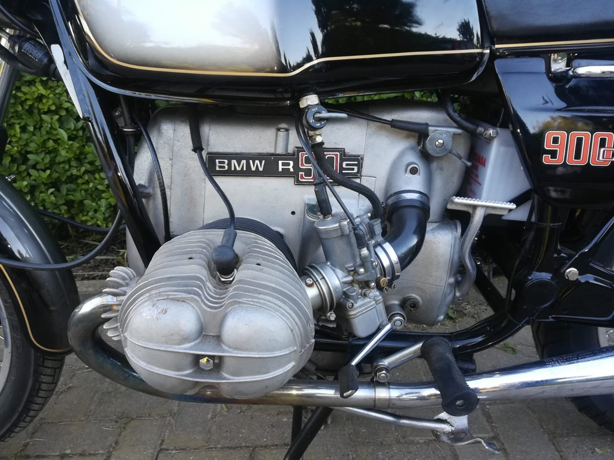 BMW R90S,1974, Series 1 For Sale (picture 4 of 6)