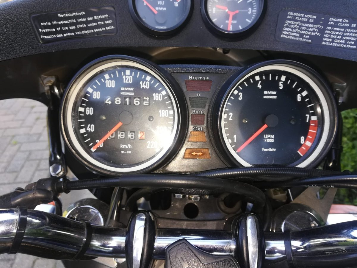 BMW R90S,1974, Series 1 For Sale (picture 5 of 6)