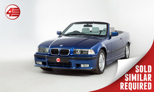 Picture of 2000 BMW E36 328i M Sport Cabriolet /// 65k Miles SOLD