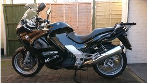 2001 BMW K1200RS - Price Reduced!