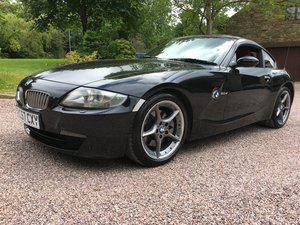 BMW Z4 3.0SI SPORT COUPE 6 SPEED INDIVL LEATHR FSH
